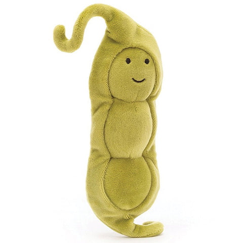 Jellycat Soft Toy Vivacious Vegetable Pea