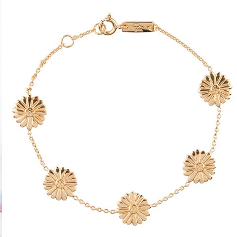 Bracelet Bloom Gold Plated