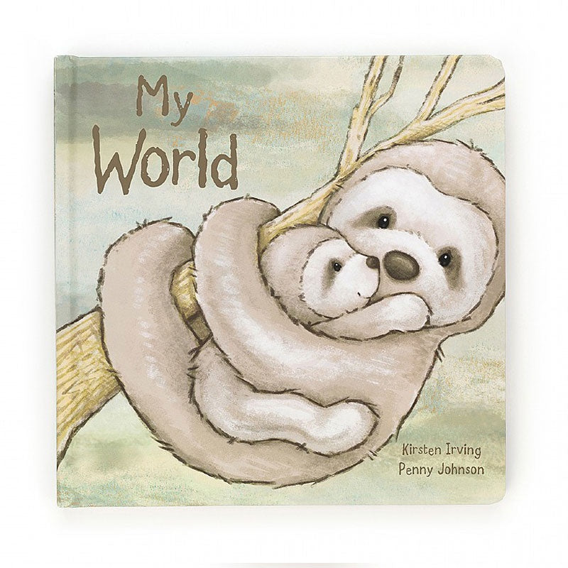 Jellycat Book My World