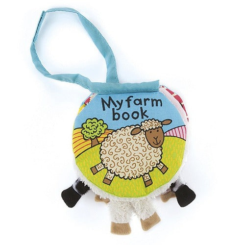 Jellycat Book My Farm