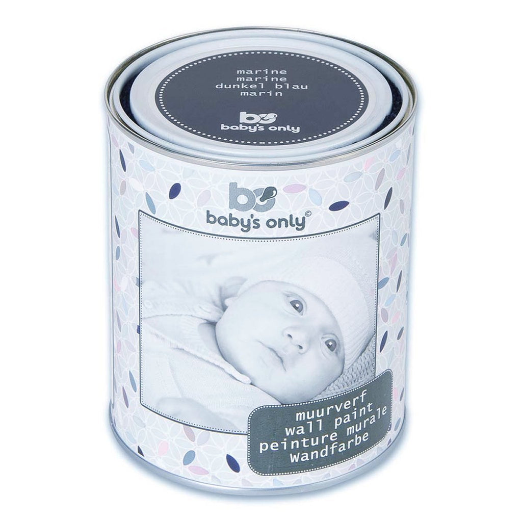 Wall Paint Babys Only Dark Blue (Marine)