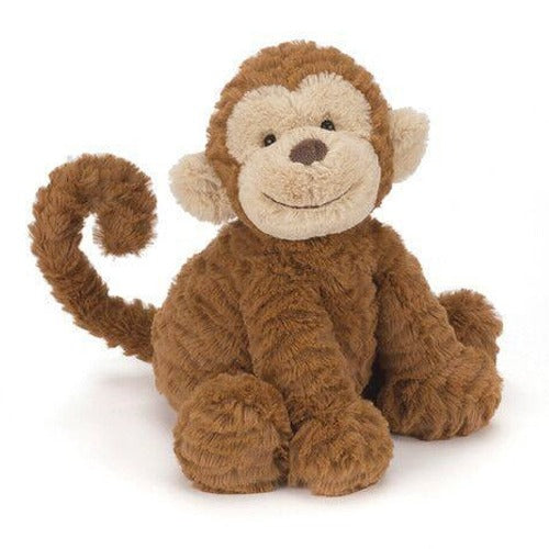 Jellycat Soft Toy Fuddlewuddle Monkey