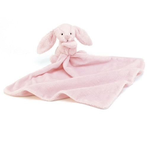 Jellycat Soother Bashful Bunny Pink