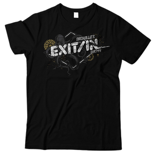 Exit/In Fundraiser Shirt for Industrial Night Vol. 3