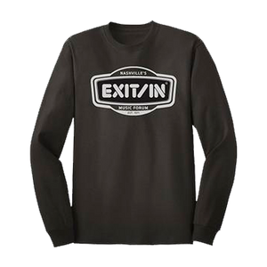 Exit/In Sign Long Sleeve Tee