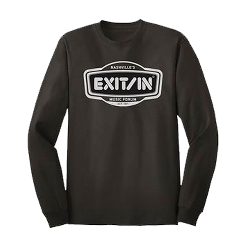 Exit/In Long Sleeve T-Shirt