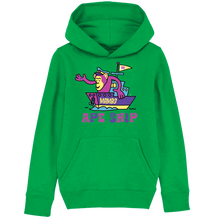 Load image into Gallery viewer, Ape Ship Kids' Hoodie