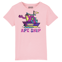 Load image into Gallery viewer, Ape Ship Kids' T-Shirt