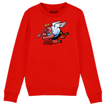Load image into Gallery viewer, Football Style of the Brown Trout Kids' Sweatshirt
