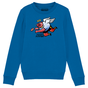 Football Style of the Brown Trout Kids' Sweatshirt