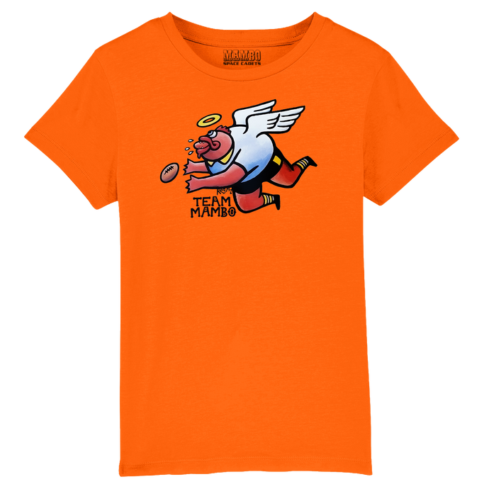 Football Style of the Brown Trout Kids' T-Shirt