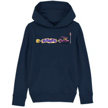 Load image into Gallery viewer, Rocket Girl Kids' Hoodie