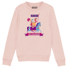 Load image into Gallery viewer, Sir Lunchalot Kids' Sweatshirt