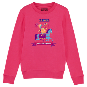 Sir Lunchalot Kids' Sweatshirt