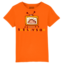 Load image into Gallery viewer, Smellyvision Kids' T-Shirt
