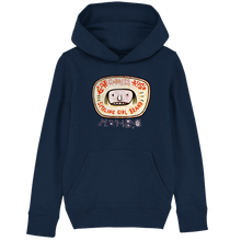 Load image into Gallery viewer, Smiling Girl Kids' Hoodie