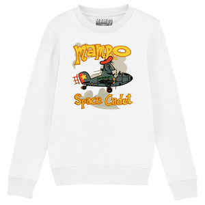 Space Cadet Kids' Sweatshirt