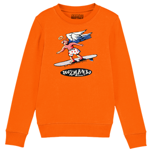 Surf Habits of the Blowfly Kids' Sweatshirt
