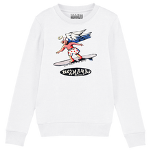 Load image into Gallery viewer, Surf Habits of the Blowfly Kids' Sweatshirt