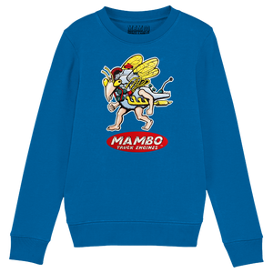 Truck Engines Kids' Sweatshirt