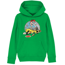 Load image into Gallery viewer, Turbonator Kids' Hoodie