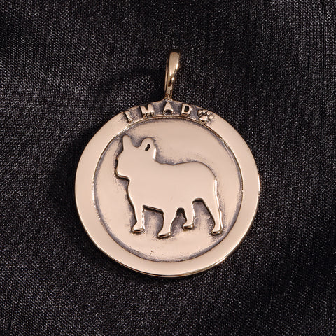 French Bull Dog Pendant
