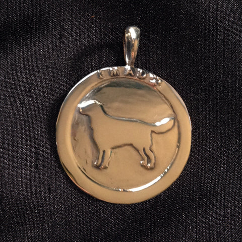 Golden Retriever Necklace