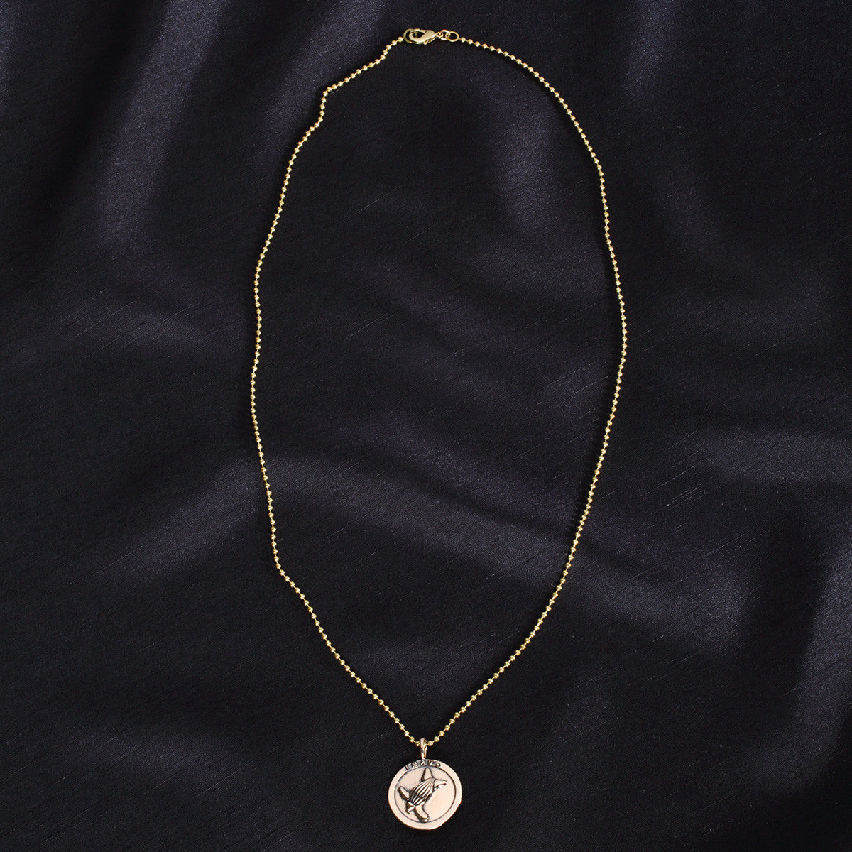 Leatherback Turtle Necklace