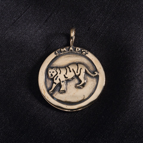 South China Tiger Pendant