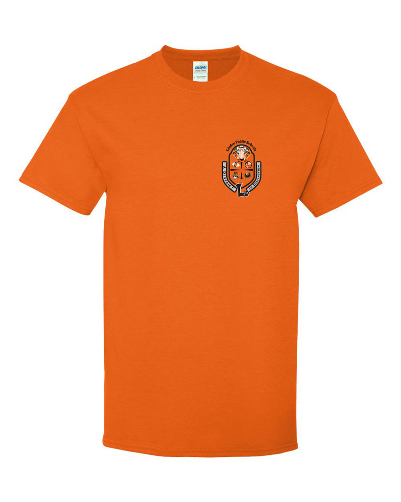 "Youth Short Sleeve ""Crest"" Logo T-Shirt"