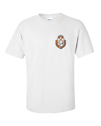 "Adult Short Sleeve ""Crest"" Logo T-Shirt"