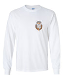 "Adult Long Sleeve ""Crest"" Logo T-Shirt"