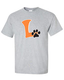 "Youth Short Sleeve ""L"" Logo T-Shirt"
