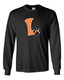 "Adult Long Sleeve ""L"" Logo T-Shirt"