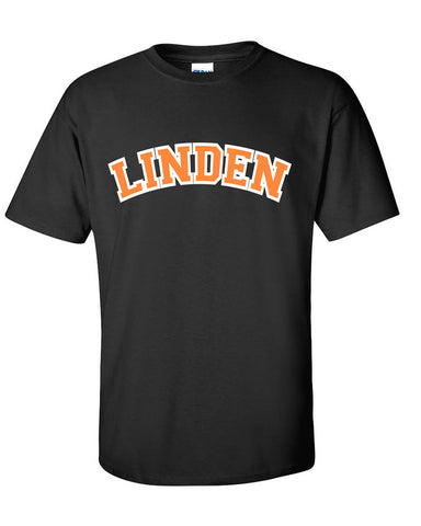 "Youth Short Sleeve ""LINDEN"" Logo T-Shirt"