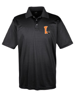 "Men's Dri-FIT Polo ""L"" Logo Embroidery"