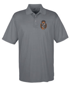 "Men's Dri-FIT Polo with ""Crest"" Embroidery"