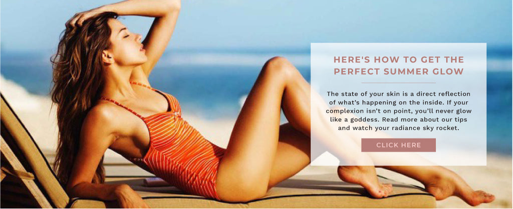 Here's How to Get the Perfect Summer Glow