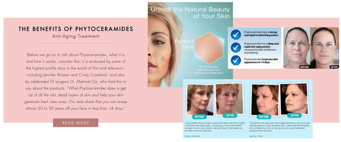 The Benefits of Phytoceramides – Anti-Aging Treatment