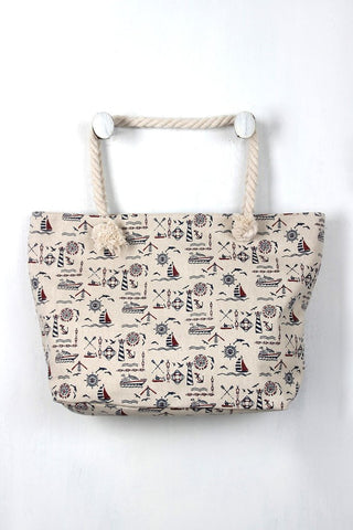 Sail Away With Me Tote