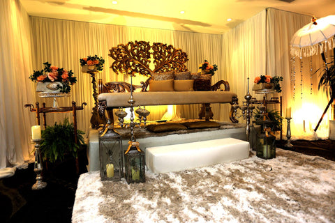 Wedding Dais JTY