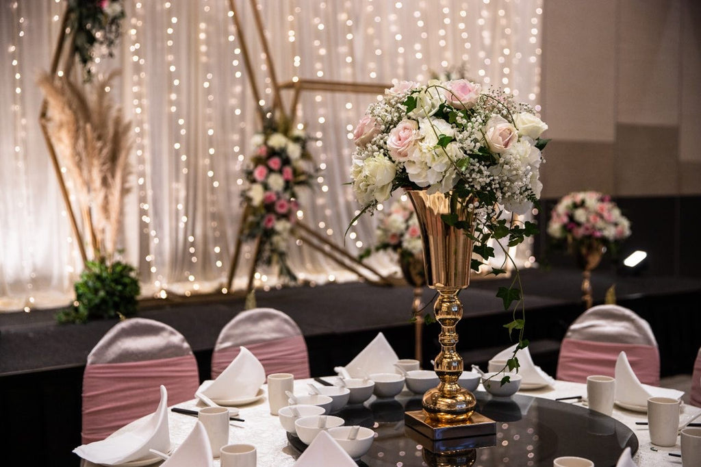 Novotel Singapore Wedding Decorations