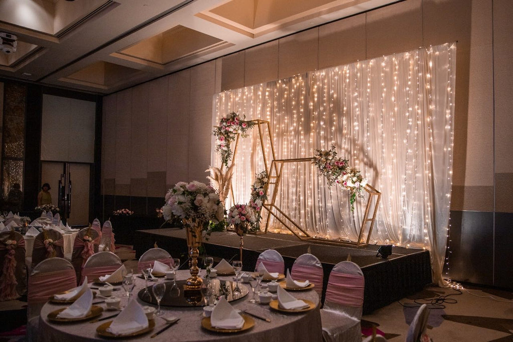 Novotel Singapore Wedding Decorations 2