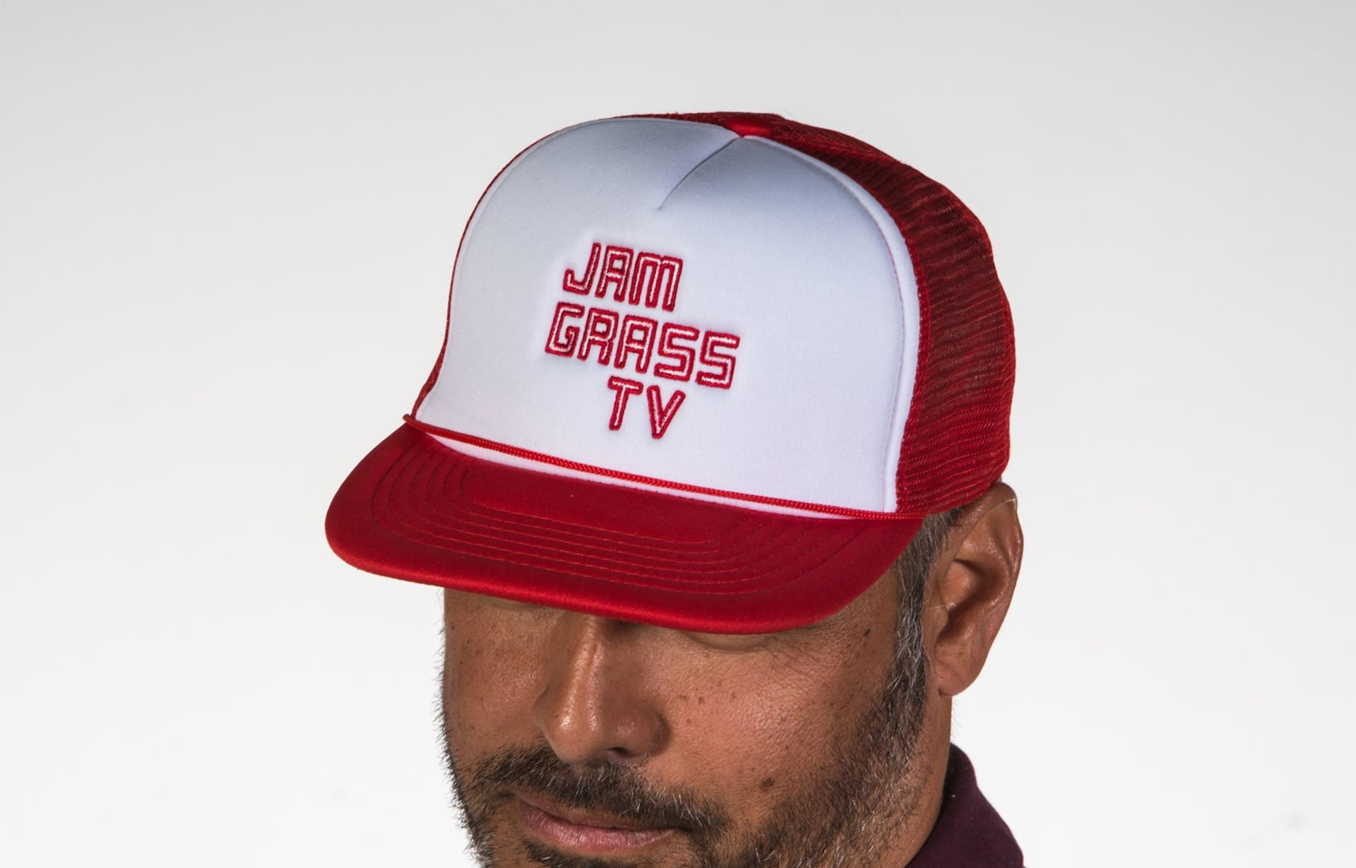 JamGrass TV Trucker Hat