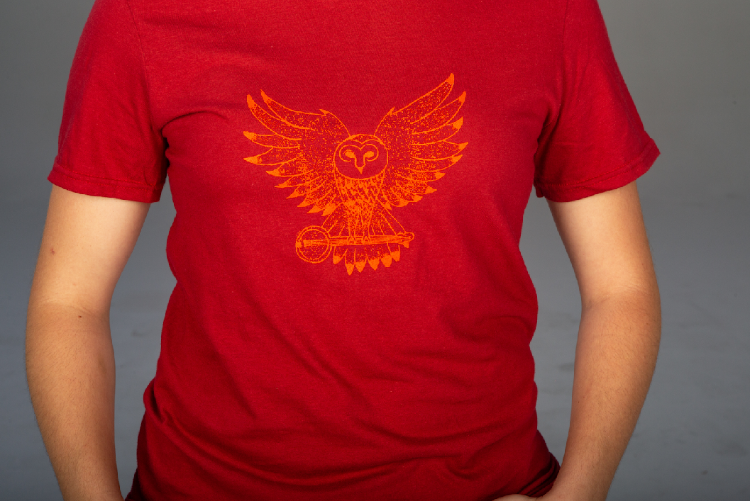 JamGrass TV Owl T-Shirt