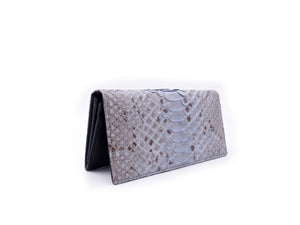 FLAP WALLET - GREY