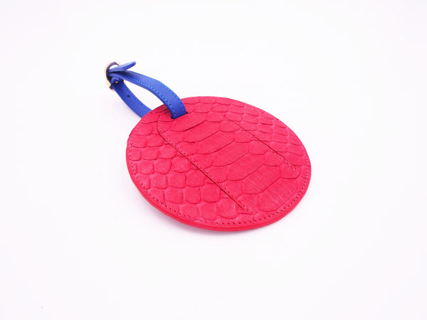 BAG TAG - RED