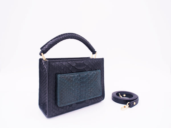 COCO MINI - BLACK/GREEN