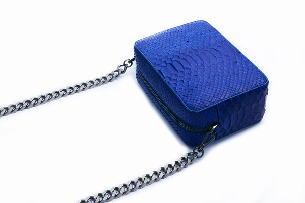 BOX MINI - COBALT BLUE