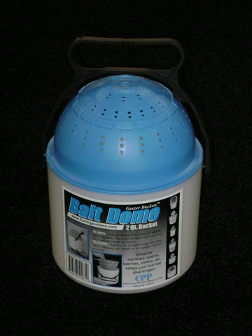 bait dome bucket